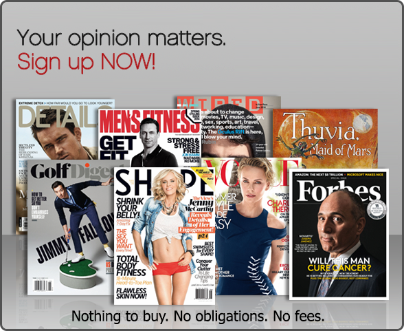 FREE Magazine Subscription...