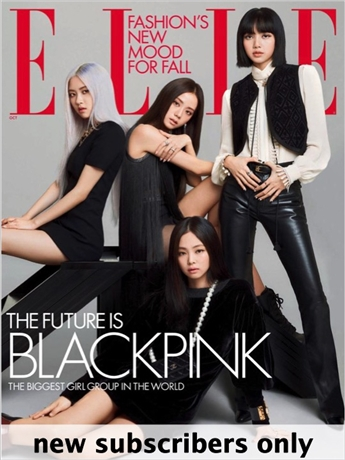 Elle magazine delivers full fashion coverage for the stylish, sophisticated woman. You'll get the latest aspirational and accessible fashion trends and essential tips on beauty and personal style.  Plus, you'll get exclusive pop culture features.