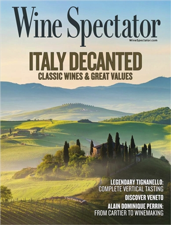 Wine Spectator takes the guesswork out of buying and enjoying wine. You'll get an exciting, insider's view of the good life, including fine dining, wine, travel and entertainment.