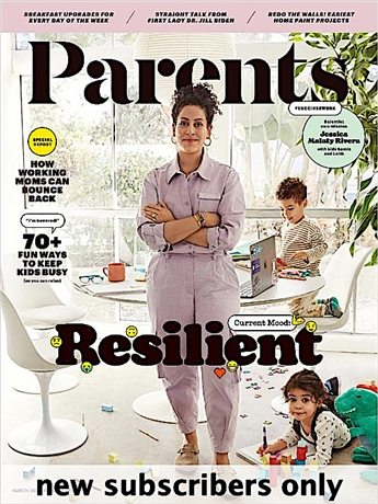 Parents is the one magazine you need to raise happy, healthy kids in a complicated world.